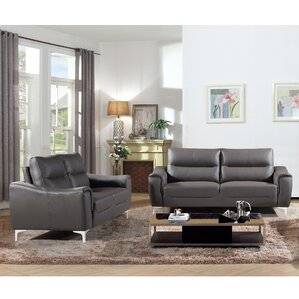 Malissa 2 Piece Living Room Set by Orr..