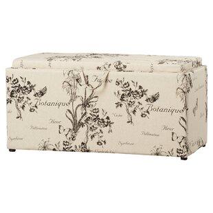 Lark Manor Orleans Upholstered Storage Bench