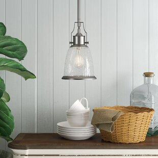 Laurel Foundry Modern Farmhouse Celestine 1-Light Cone Pendant