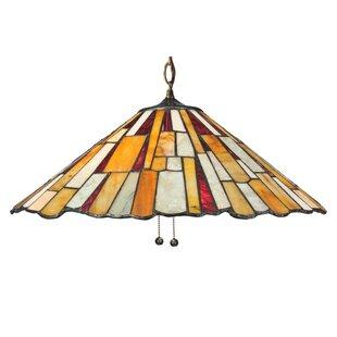 Meyda Tiffany Jadestone 3-Light Pendant