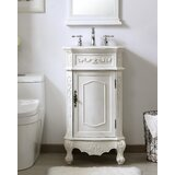 Jeremiah 19 Single Bathroom Vanity Set by Charlton Home®