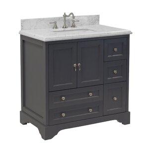 Kitchen Bath Collection Madison 36 Single Bathroom Vanity Set