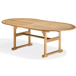 Dundonald Solid Wood Dining Table by Cano..