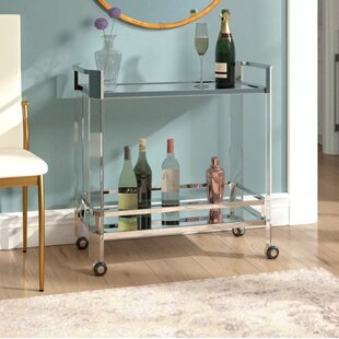 Mercer41 Korhonen Bar Cart