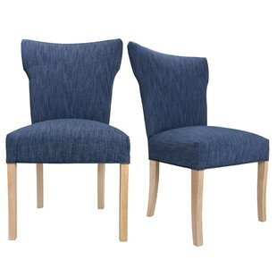Bella Key Largo Spring Seating Side Chair (Set of 2) Sole Designs