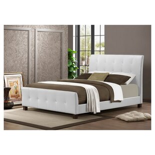 Latitude Run Turnage Upholstered Platform Bed