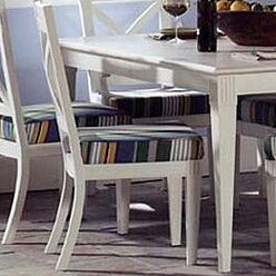 98000 Cross Road Dining Side Chair by South Sea Rattan