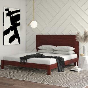 Rune Platform Bed by Mistana