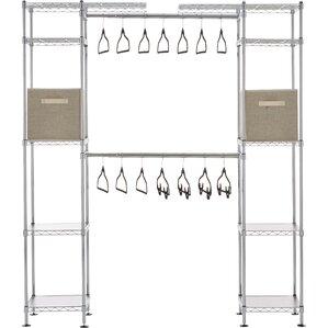 O95013~Freestanding. QUICK VIEW Expandable Closet Organizer