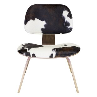 Cow Lounge Chair by Design Tree Home
