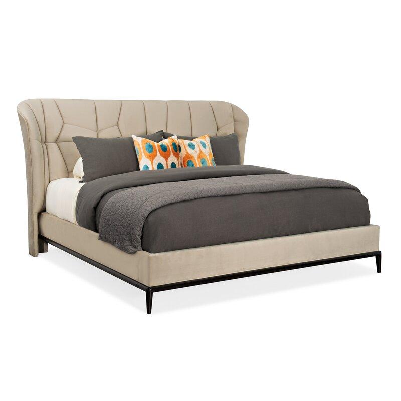 Caracole Modern Vector Configurable Platform 3 Piece Bedroom Set Wayfair