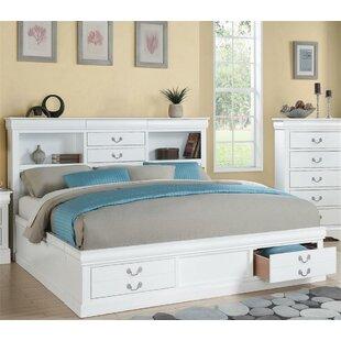 Redondo Low Profile Storage Standard Bed by Red Barrel Studio