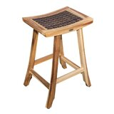Satori Teak Bar & Counter Stool by EcoDecors
