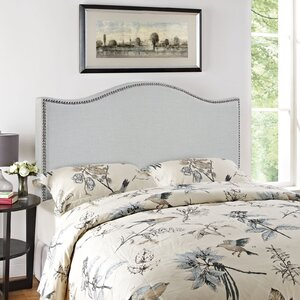 Bransford Curl Upholstered Headboard