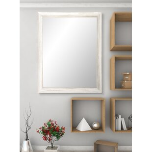 Read Reviews Stalybridge Vanity/Wall Mirror By Highland Dunes