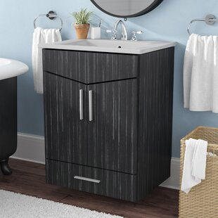 Kapp Wall Mount 23.75 Single Bathroom Vanity Set by Royal Purple Bath Kitchen
