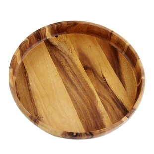 Acklin Nature Wood Accent/Serving Tray
