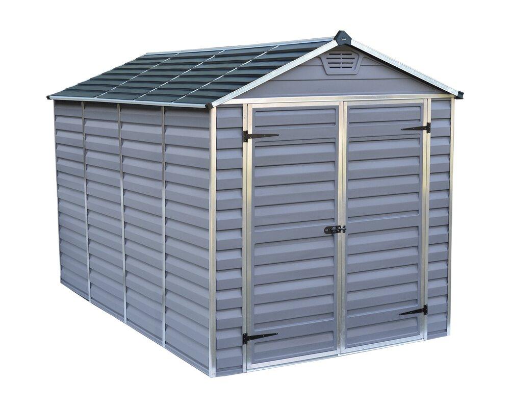 palram 183 cm x 366 cm ger teschuppen skylight aus kunststoff bewertungen. Black Bedroom Furniture Sets. Home Design Ideas