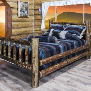 Loon Peak Tustin Collection Panel Bed