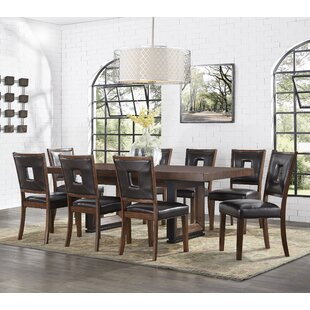 Paugh 9 Piece Dining Set
