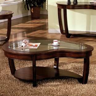 Crossley Coffee Table by Darby Home Co