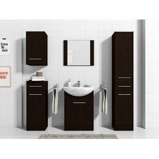 Whetzel Bathroom Storage Furniture Set By Metro Lane