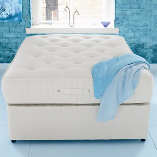 SleepPerfect Tempo Pocket Sprung Divan Bed By 17 Stories