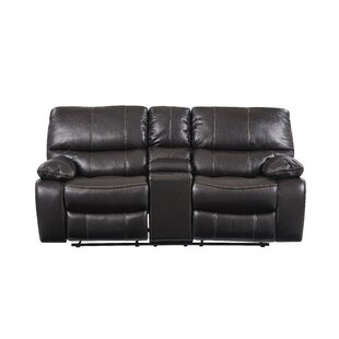 Suyash Reclining Sofa Red Barrel Studio