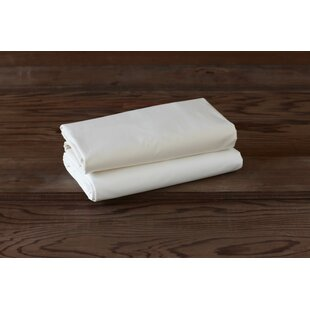 Percale 220 Thread Count Solid Color 100% Cotton Flat sheet