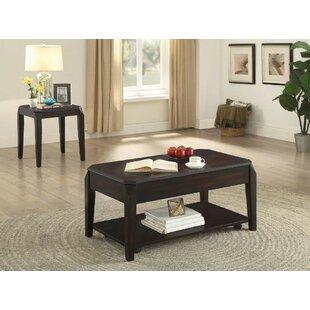 Divisadero 2 Piece Coffee Table Set