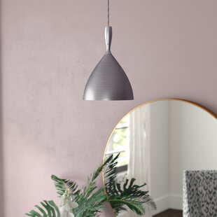 Willa Arlo Interiors Celise 1-Light Cone Pendant
