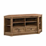 Orviston Corner TV Stand for TVs up to 70 by Three Posts