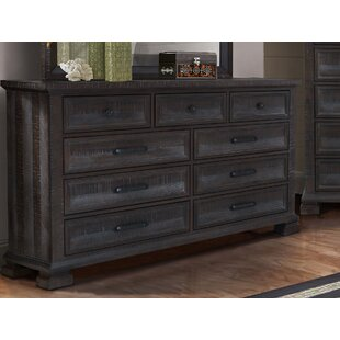 Upney 9 Drawer Dresser