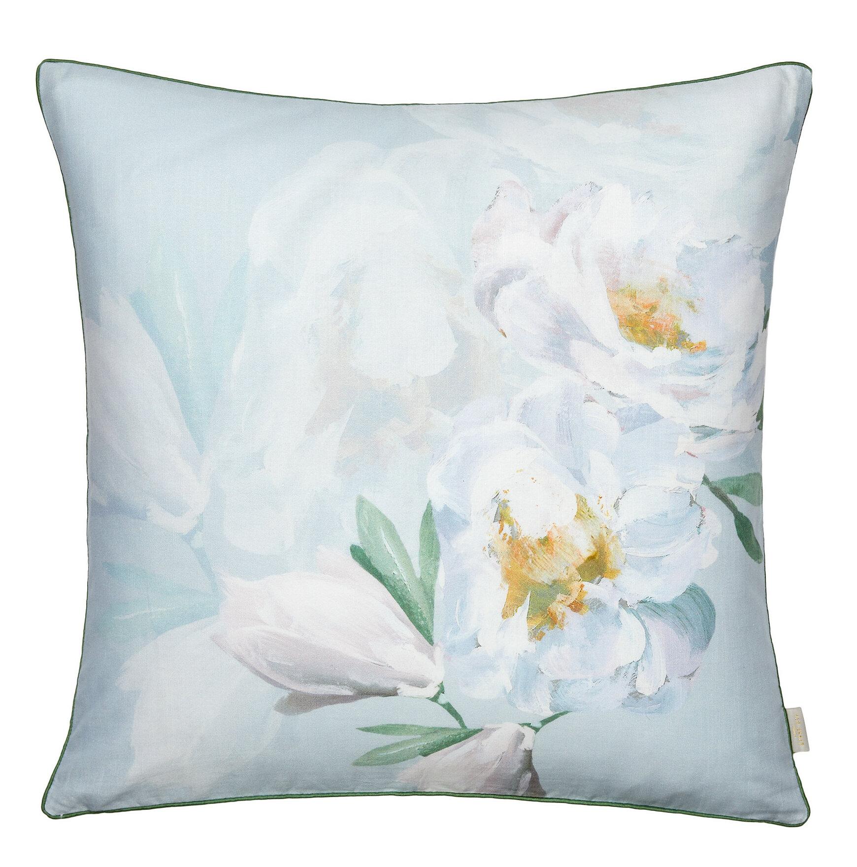 Ted Baker Wilderness Cotton Floral Throw Pillow Wayfair