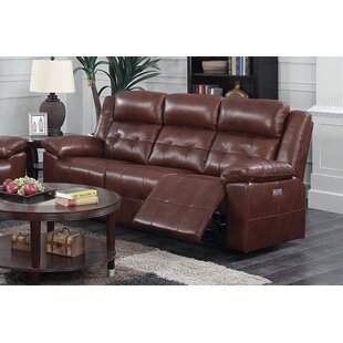 Red Barrel Studio Caverly Reclining Sofa