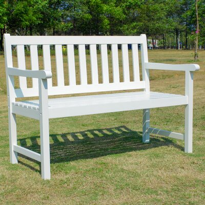 Wood Outdoor Benches You Ll Love In 2020 Wayfair