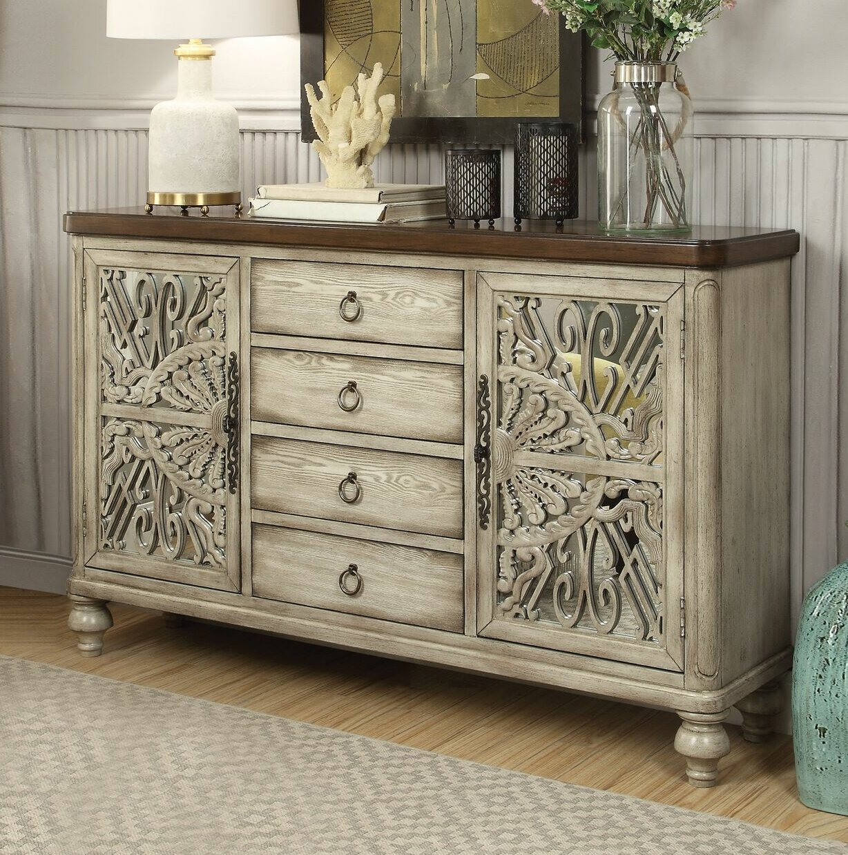 One Allium Way Pugh Sideboard Wayfair