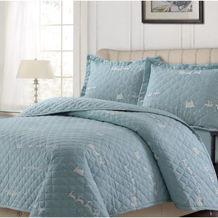 Roark Soft and Cozy Oversized Quilt Set