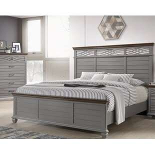 Octavius Panel Bed By Gracie Oaks