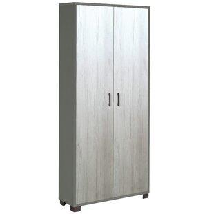 Sassone 2 Door Wardrobe By Ebern Designs