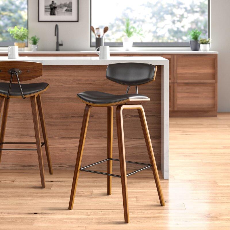 Groovy Johnathan Bar Counter Stool Beatyapartments Chair Design Images Beatyapartmentscom