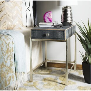 Everly Quinn Rojas End Table