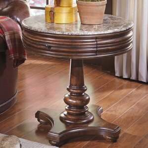 Carnaghliss End Table by Astoria Grand