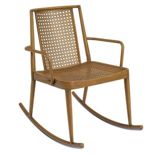 Parc Rocking Chair by Woodard
