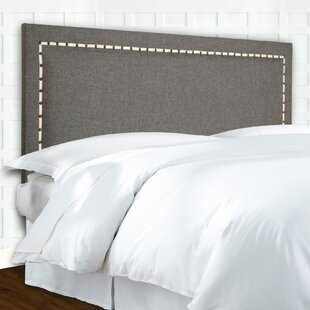 Fashion Bed Group Wellford Nailhead Trim Upholstered Panel Headboard
