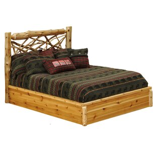 Affordable Cedar Platform Bed by Fireside Lodge Reviews (2019) & Buyer's Guide