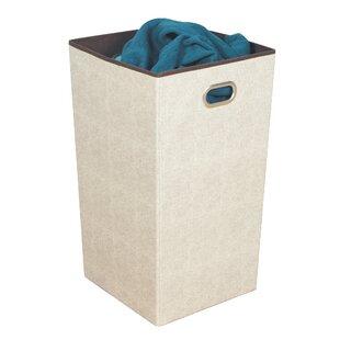 Compare Celessence Crisp Folding Laundry Hamper ByRichards Homewares