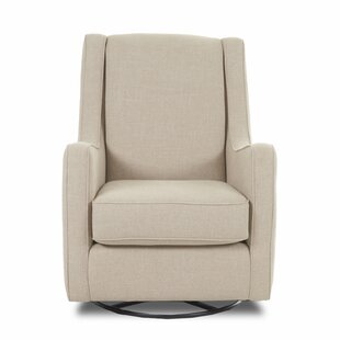Darby Home Co Beneduce Swivel Armchair