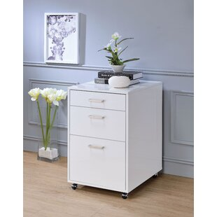 Manvel 3-Drawer Vertical Filing Cabinet