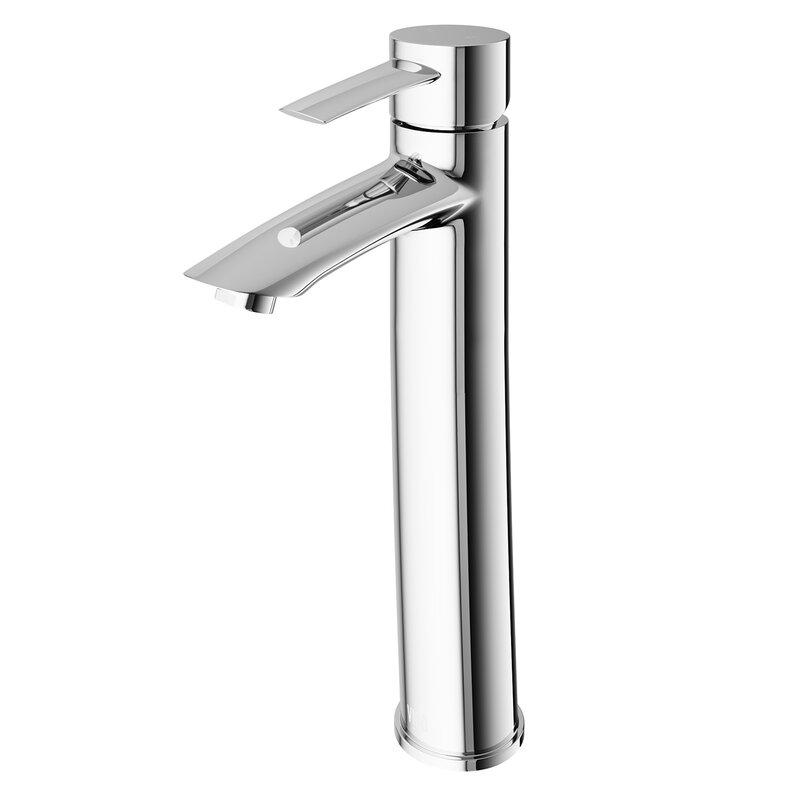 VIGO Shadow Single Lever Vessel Bathroom Faucet & Reviews | Wayfair